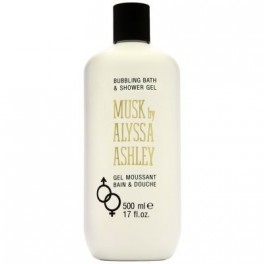 Alyssa Ashley MUSK CLAS bagno 500/73583 C12x10x5